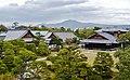 Kyoto Nijo-jo Blick auf den Honmaru-goten-Palast 5.jpg