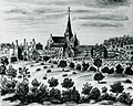 L'abbaye de Fontaine Daniel en 1806.jpg