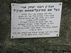 Practical Kabbalah - Image: Löb Wormser Tafel III