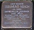 Lüdenscheid-Stolperstein-SigismundNoach-Wilhelmstr51-1-Asio.JPG