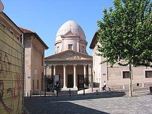 L'hospice de La Vieille Charité qui abrite le Musée de la Vieille Charité