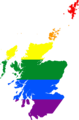 LGBT Flag map of Scotland.png