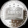 LT-2014-50litų-Vytauto Didžiojo universitetas-b.png