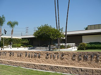 La Palma, California - La Palma Civic Center