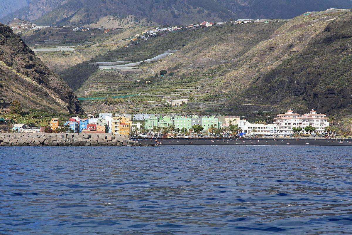 Puerto de tazacorte wikipedia la enciclopedia libre - Autoescuela 2000 barrio del puerto ...