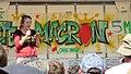 La fête à Macron - Place de l'Opéra - Corinne Masiero 07.jpg