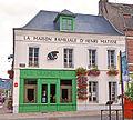 La façade de la Maison familiale d'Henri Matisse.jpg