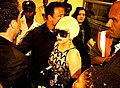 Lady Gaga arrives in South Africa amid scuffle with SA Police (8224284499).jpg