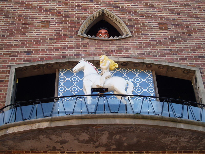 File:Lady Godiva clock -Broadgate -Coventry-21July2008.jpg
