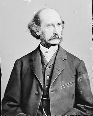 39th United States Congress - Senate President pro tempore Lafayette S. Foster, until March 2, 1867