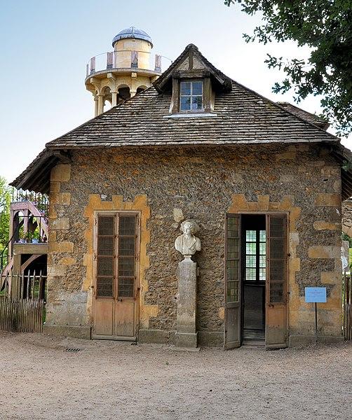 File:Laiterie au Hameau de la Reine - Façade.jpg