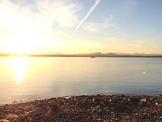Lake Champlain - Charlotte Ferry, Lake Champlain