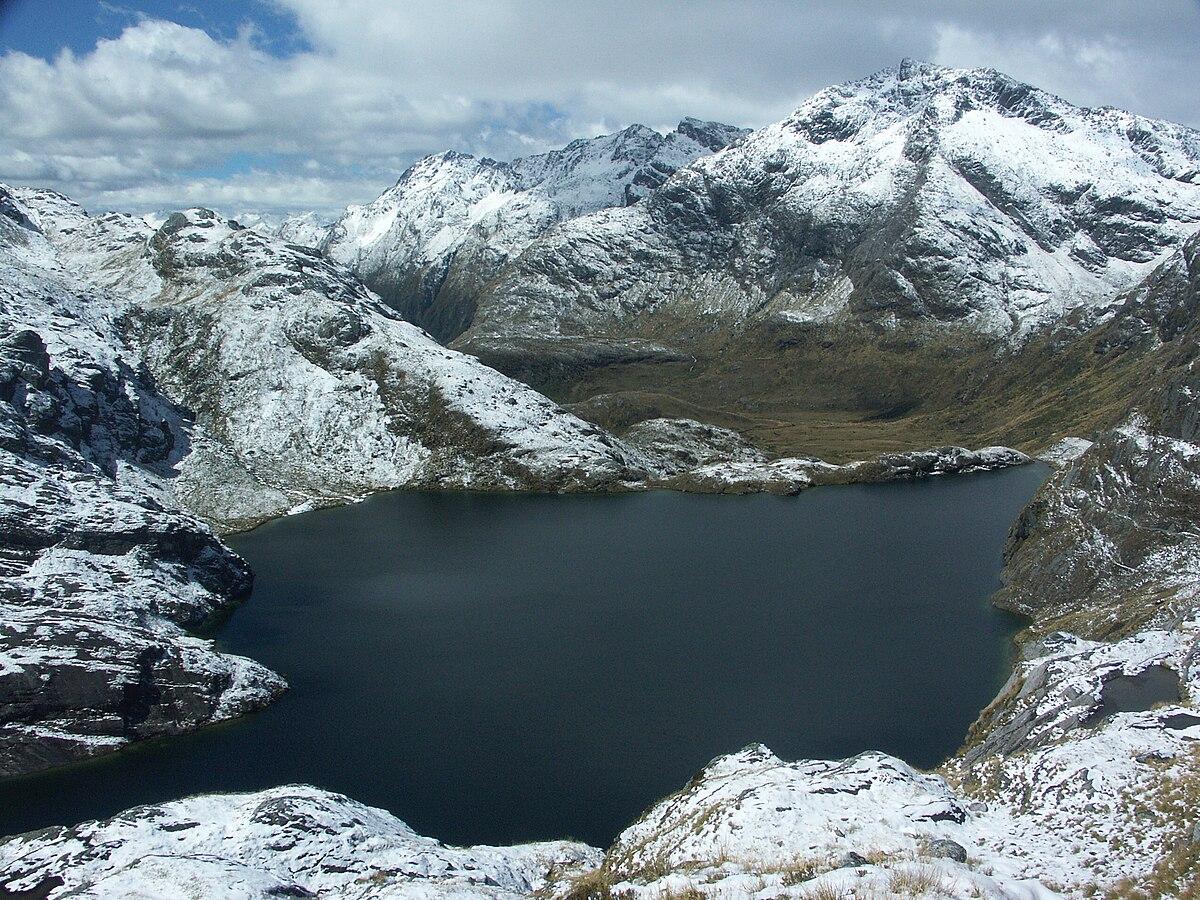 New Zealand Wikipedia: Lake Harris (New Zealand)