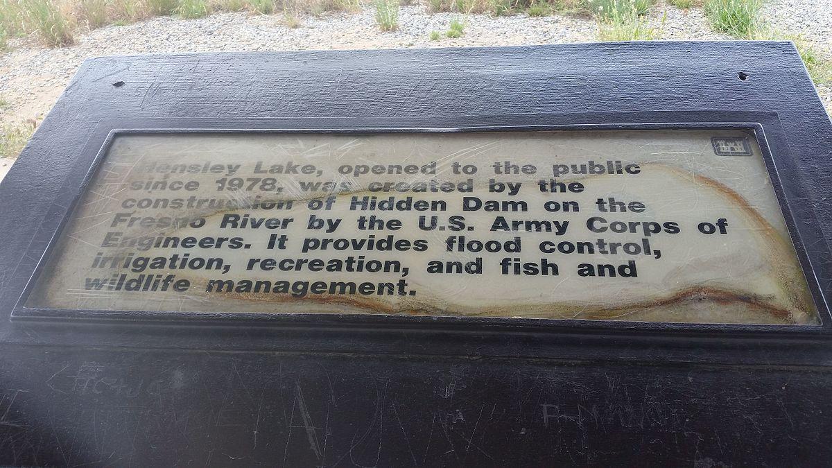 Hensley Lake - Wikipedia