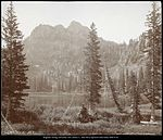 Lake Lucie, White Pine Fork, Logan Canon, Utah. C.R. Savage, Photo, Salt Lake City..jpg