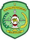 Official seal of Kutai Kartanegara Regency  (Kabupaten Kutai Kartanegara)