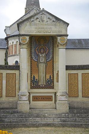 Lamotte-Beuvron - Image: Lamotte Beuvron monument A