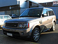 Land Rover Range Rover Sport HSE 2010 (14994189232).jpg