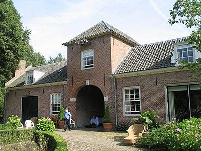 Kleine foto van Landgoed Zuylestein: poortgebouw