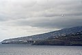 Landing in Madeira Airport - Nov 2010 - 01.jpg