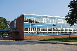 Lansdowne High School - Image: Lansdowne High School