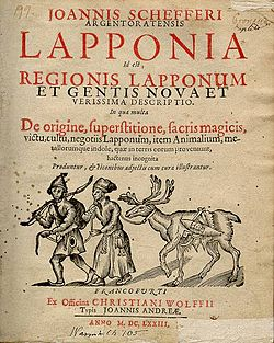 Image illustrative de l'article Lapponia (livre)
