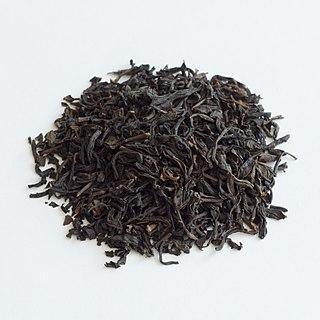 Lapsang souchong Variety of smoked black tea