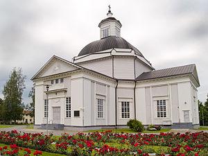 Southern Ostrobothnia - Image: Lapua cathedral