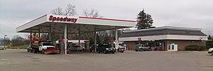 Speedway LLC - Larger Speedway store, in Bath Township, Michigan