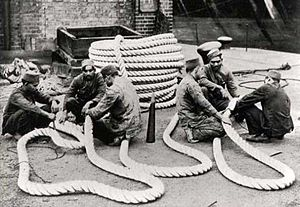 Lascar - Lascars at the Royal Albert Dock in London