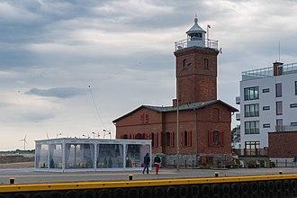 Darłowo lighthouse - Darłowo lighthouse