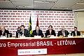 Latvijas - Brazīlijas biznesa forumā (5936294276).jpg