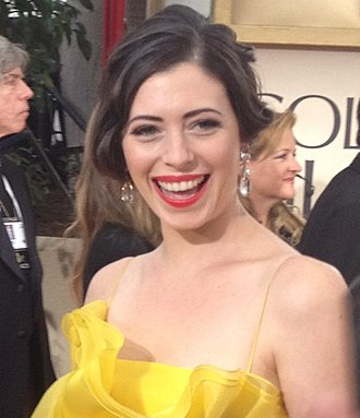 Lauren Miller Rogen - Miller at the 69th Golden Globe Awards in 2012