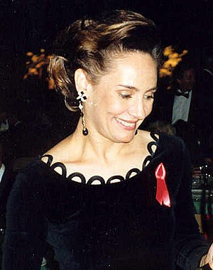 Laurie Metcalf - Metcalf at the 44th Primetime Emmy Awards