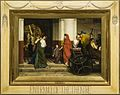 Lawrence Alma-Tadema - The Entrance to a Roman Theatre (1866) - painting.jpg