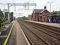 Layton railway station, Lancashire, geograph 5842530 by Nigel Thompson.jpg