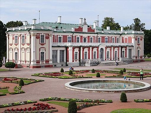 Le palais de Kadriorg (Tallinn) (7644638844)