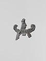 Lead figure of a winged goddess, possibly Artemis Orthia MET DP120858.jpg