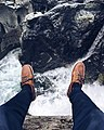 Leather shoes over a creek (Unsplash).jpg