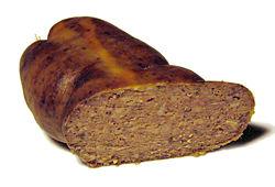 definition of liverwurst