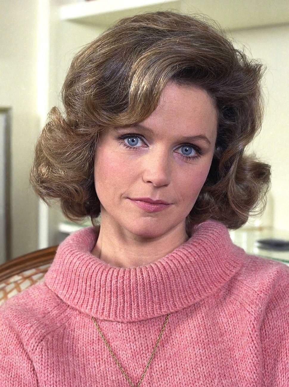 Lee Ann Remick, London, 1974