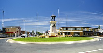 Leeton, New South Wales - Leeton War Memorial