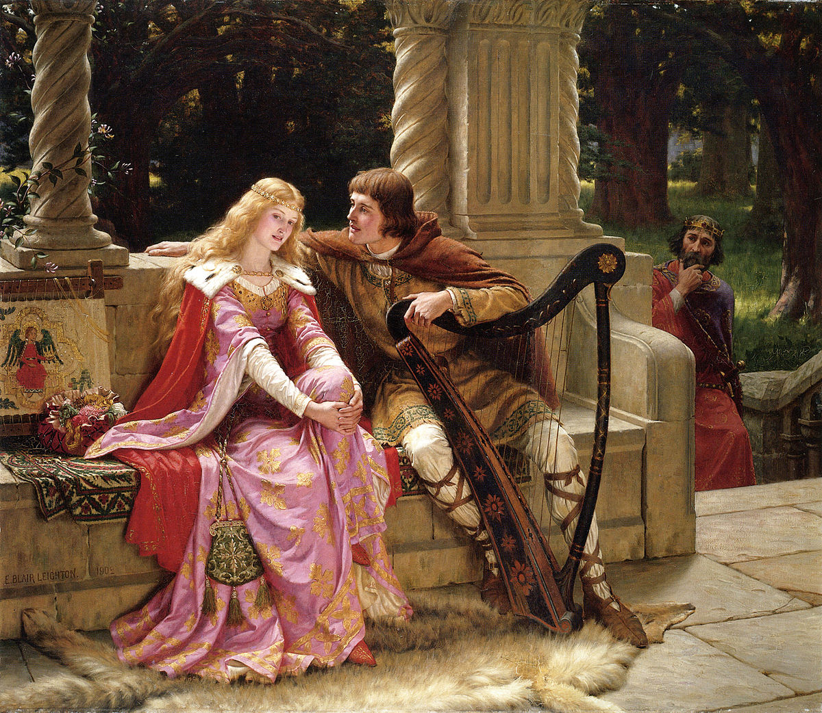 tristan and iseult wikipedia