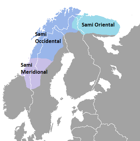 Lenguas sami