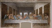 Leonardo da Vinci - The Last Supper high res.jpg