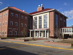 South Carolina State University - Leroy Davis Sr. Hall