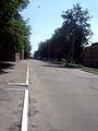 Lesi Ukrainky Street, Hadiach.JPG