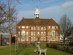 Letchworth Town Hall - geograph.org.uk - 106326.jpg