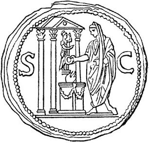 Libatio coin 1