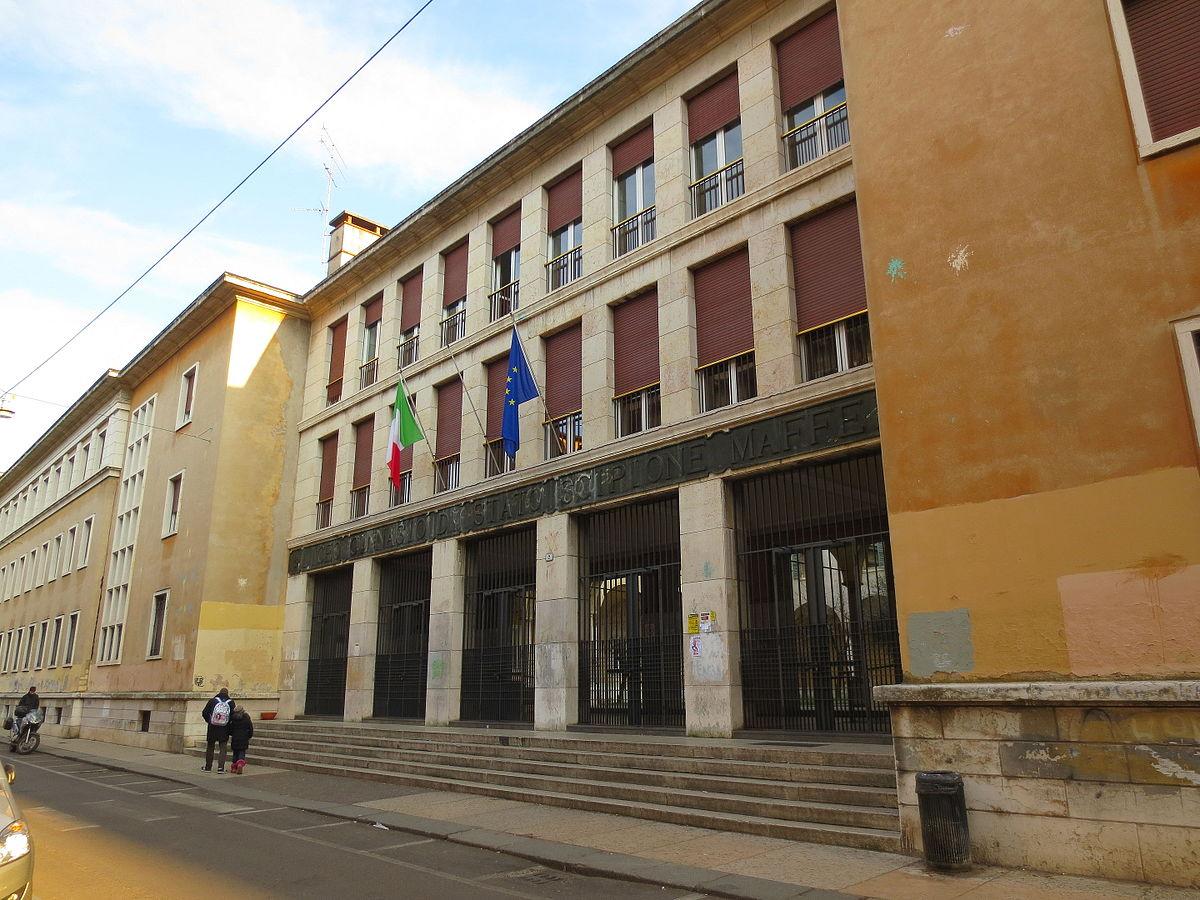 Liceo ginnasio statale Scipione Maffei - Wikipedia